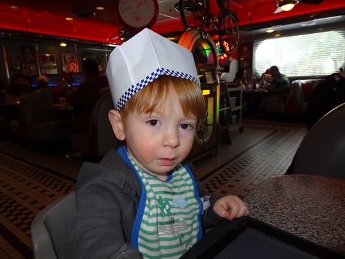 Short Order Cook Archie