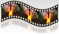 flame filmstrip