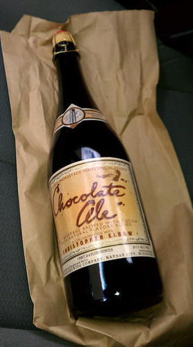 Boulevard Chocolate Ale 2012