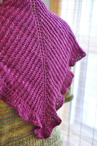 Uxbridge Shawl
