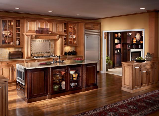 Custom Kitchen Cabinets 2017 Grasscloth Wallpaper