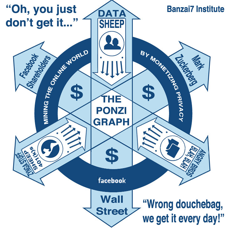 THE FACEBOOK PONZI GRAPH