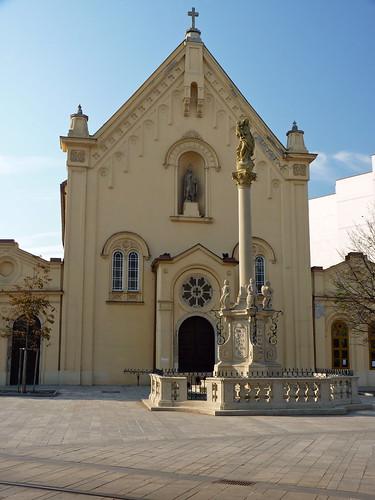 Kostol Kláštor Kapucínov