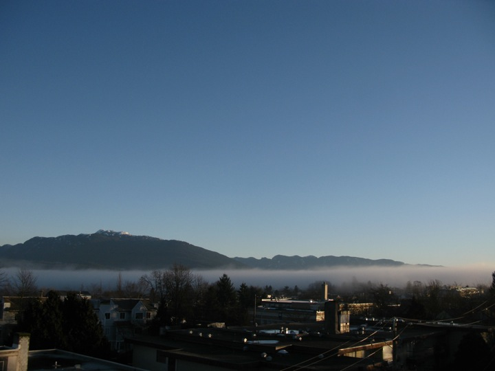 vancouver winter sunrise 001
