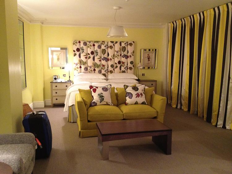 Soho Hotel Room 102