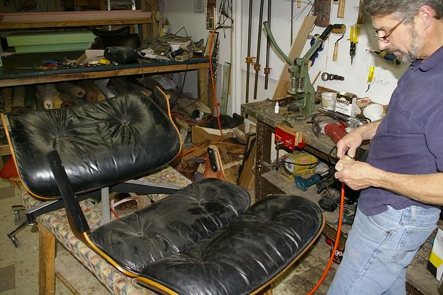Eames Chair Repair Flickr Photo Sharing