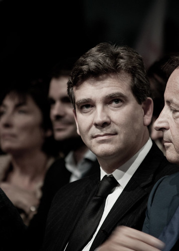 Au PS, la communication a un nom : Montebourg