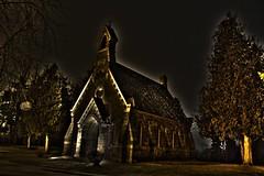 Night Shots - Burlington, Vermont