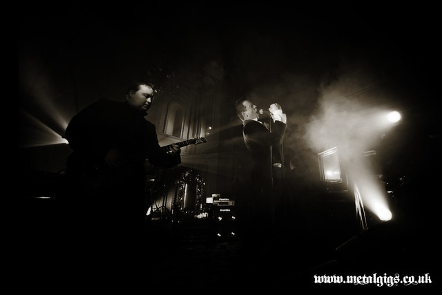 Skepticism live london church metalgigs metal gigs gig listings live review