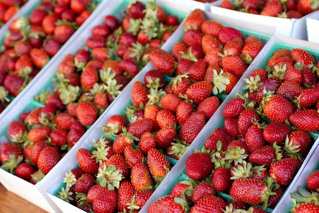 photo of strawberries