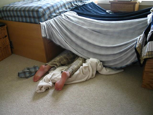 Big Boys & Blanket Forts