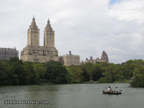 On Location movie tour of Central Park NYC 3