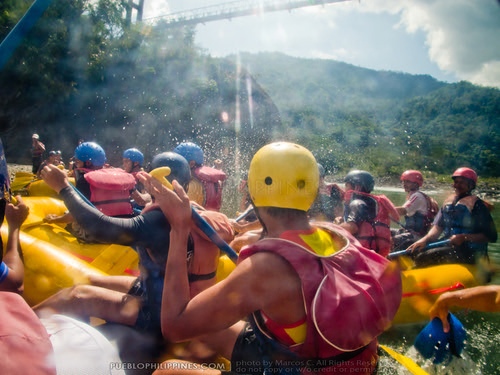 White Water River Rafting - Tabuk - Kalinga, Philippines (110152 - 120123)