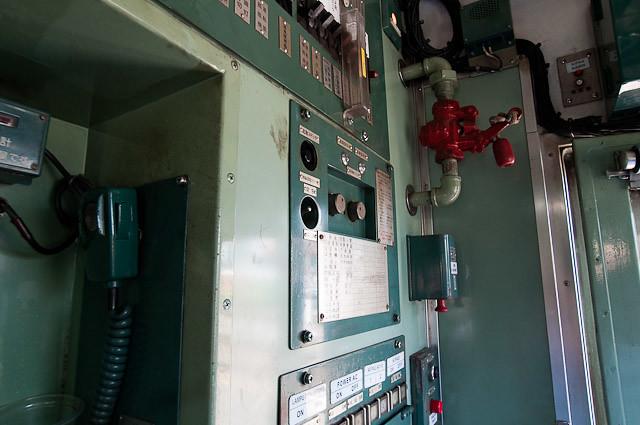 203系 方向幕指令器
