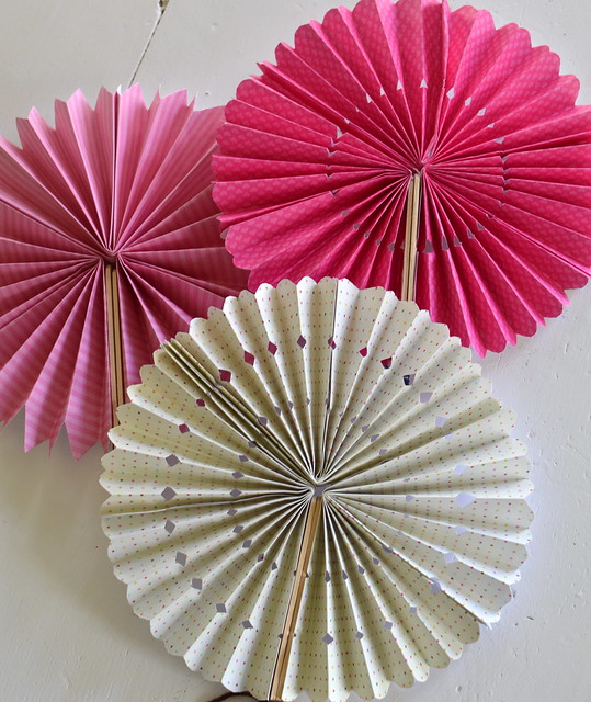 Celebrate always paper wheels tutorial for How do you make paper mache glue at home