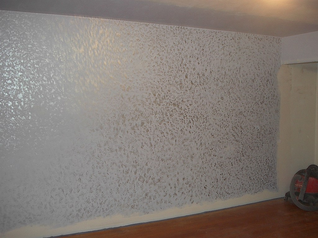 Awesome silver glitter paint for interior walls pictures for How to make silver paint