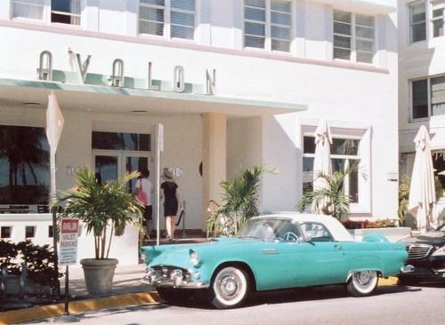 Classic Thunderbird South Beach