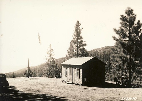 Alamar Guard Station, July 1937