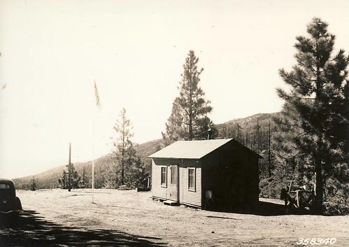 Alamar Guard Station, July 1937