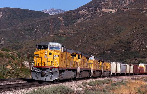 california trains unionpacific cajonpass keenbrook