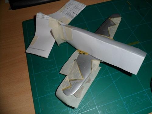 Pas-à-pas : Mitsubishi J2M3 modele 21 Raiden Jack [Tamiya 1/48] 13363911575_1c36bc3790_o