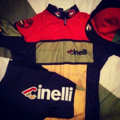 New season, new jersey, new #family #cinelli #milano #fixedgear #criterium #fixedforum