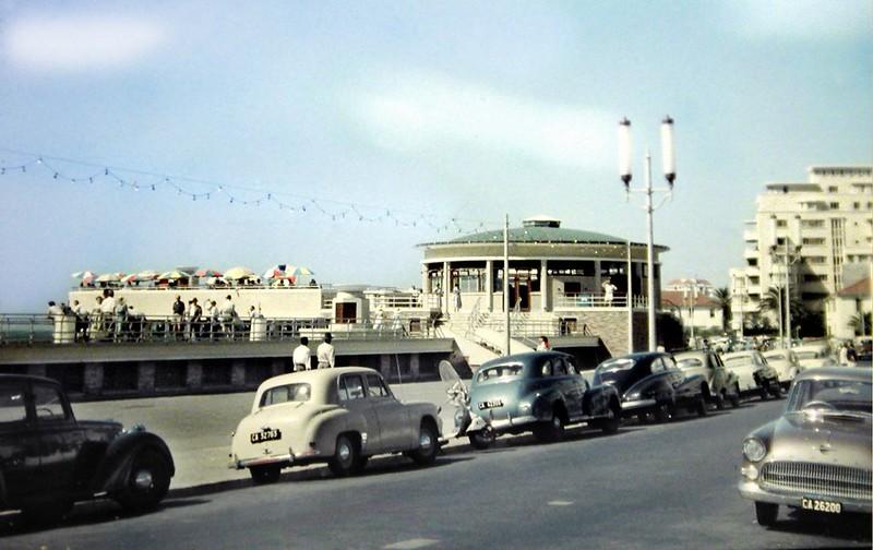 Beach Rd,Sea Point  1957.