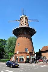 Molen - Adelaarstraat Utrecht