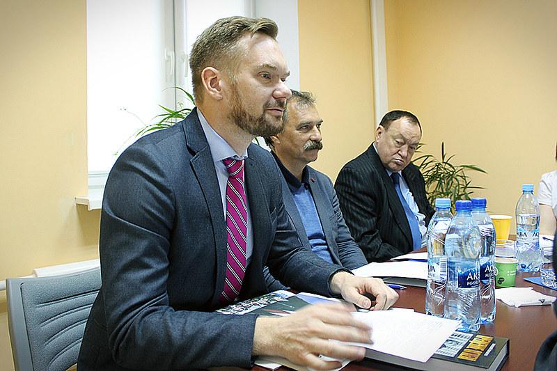 """Алексей Федотов, ХК """"Сегодня-Пресс"""""""