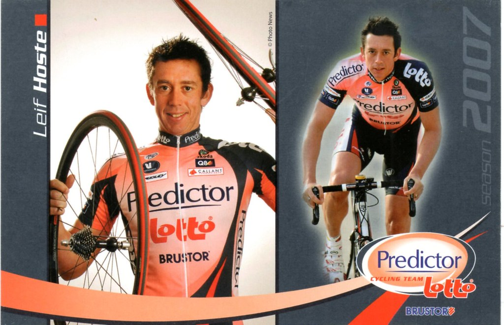 Predictor-Lotto 2007 / HOSTE Leif
