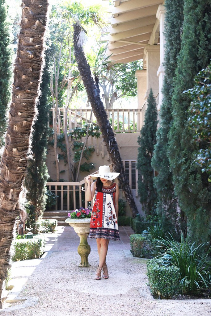 where to stay in san diego, rancho bernardo inn, travel blogger, california, blogger, orange county, travel blog, resorts, hotels, best hotel in san diego, vacation, simplyxclassic, miriam gin, anthropologie dress, lifestyle blogger,