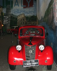 1948 Fiat 1100 made in Italy ( 1100 cc )