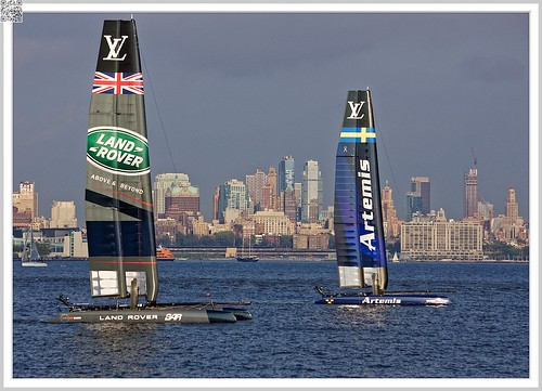 sony a7r americas cup louis vuitton sailing