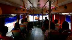 Bus en Bangkok