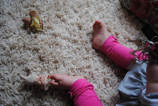 Phoebe feet