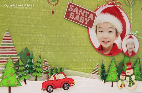 Santa Baby