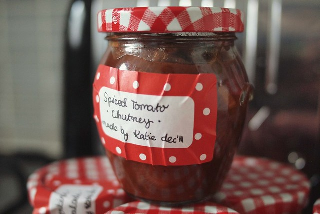 Homemade marmalade & chutney