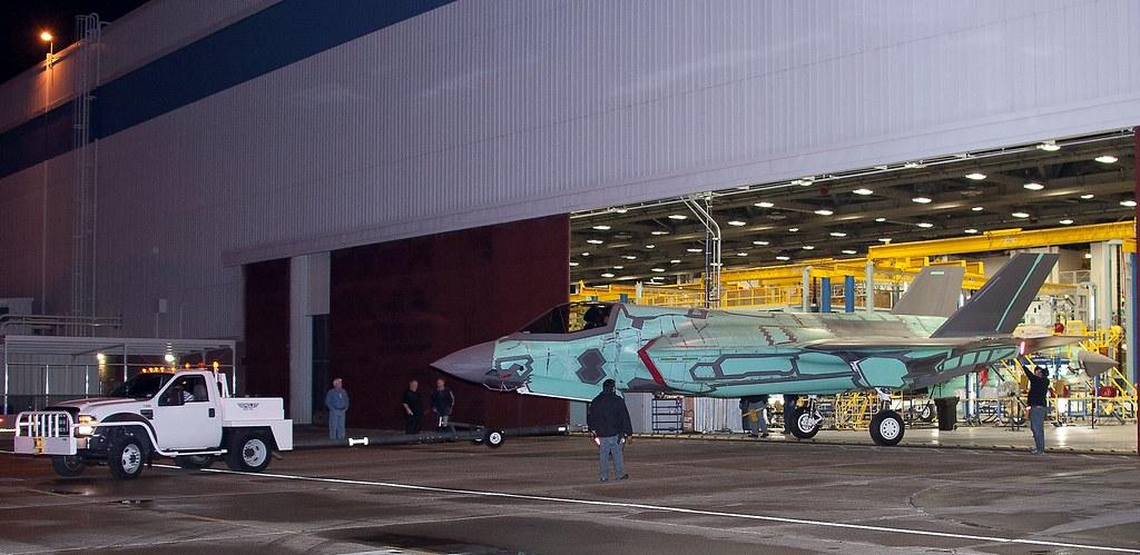 Nuevo F-35