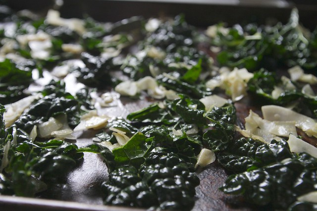 kale salad w/coconut & sesame oil | :::recipe blogged ...