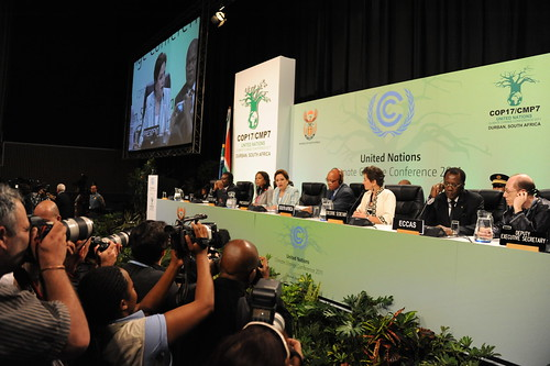 Panel at COP 17