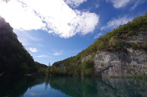 湖のある風景14
