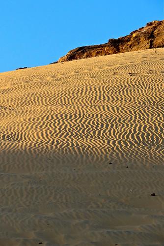 Sand Dune, Aswan