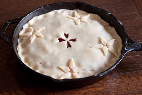 Cranberry-Apple Pandowdy