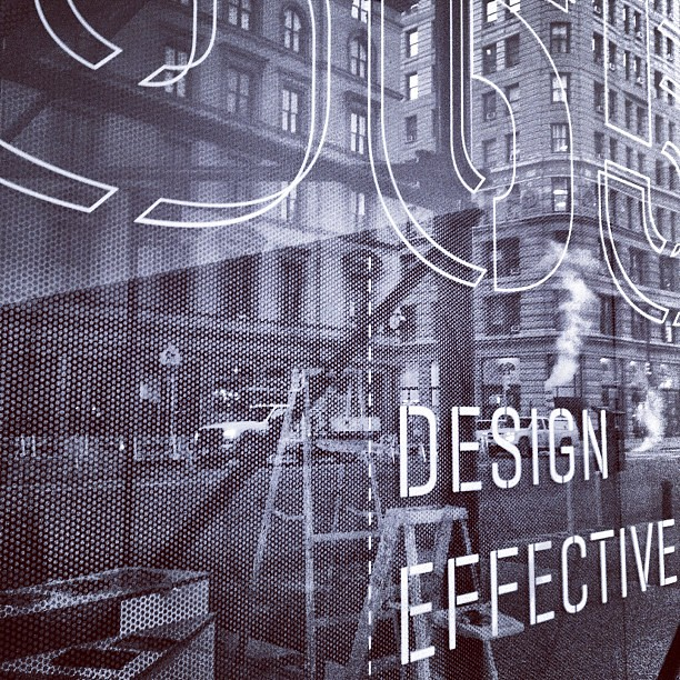 365 Design Effectiveness #walkingtoworktoday