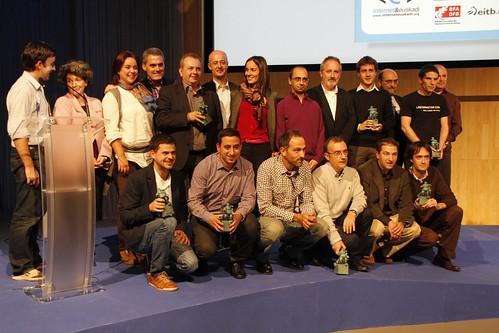 Premiados en Buber 2011 & Datorrena 2012