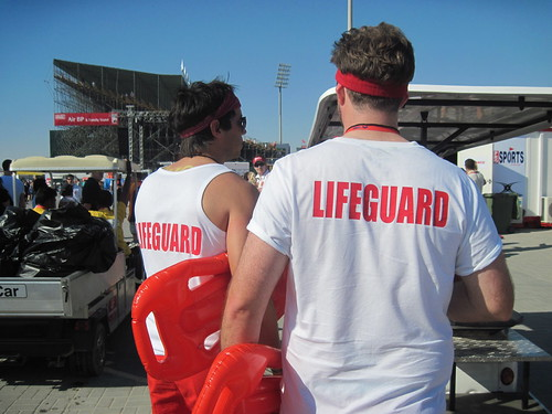 Lifeguards
