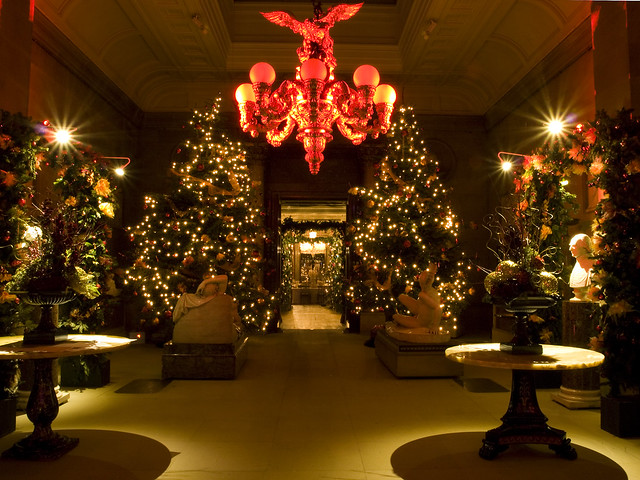 Christmas At Chatsworth House Derbyshire Flickr Photo