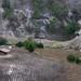 Houses and fields - Casas y terrenos en el camino de Tlaxiaco a Magdalena Peñasco, (Región Mixteca) Oaxaca, Mexico por Lon&Queta