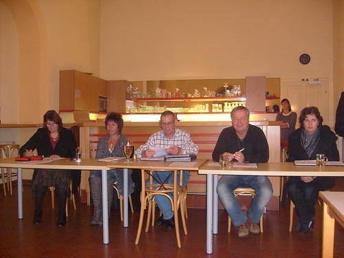 Bezirksratssitzung 1