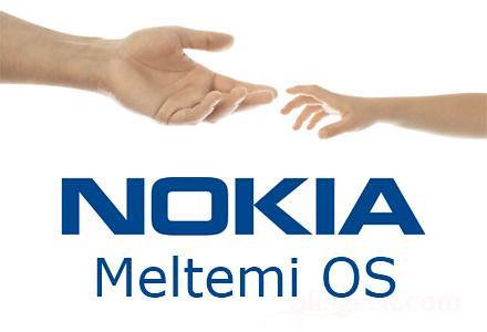 Nokia Meltemi OS